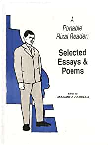 poems and essays of rizal