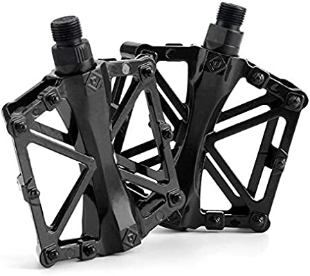 ZONSUSE Pedales de Bicicleta MTB, Pedal de Bicicleta para ...