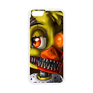 iPhone6 Plus 5.5 inch Phone Case White Five nights at Freddy's VC3XB2035919
