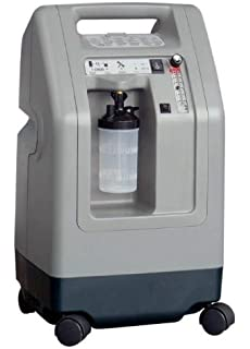 Concentrador de Oxígeno Devilbiss Compact 525KS con kit de iniciación