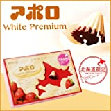 Meijiアポロホワイトプレミアム いちご 6袋入