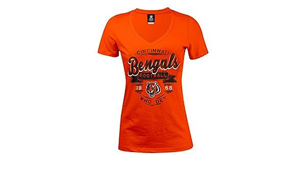 Details about  /NFL Cincinnati Bengals Orange /& gray Baby Short Sleeve t-shirt top NEW 12-18M
