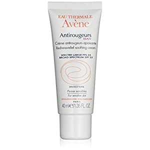 Eau Thermale Avène Antirougeurs Day Redness Relief Soothing SPF 25 Cream, 1.35 fl. oz.