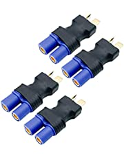 FLY RC EC3 to Male T Plug Connector Adapter No Wires RC LiPo Battery Connector Adapters