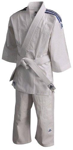 adidas Flash Evolution - Traje de judo Talla:150/160: Amazon ...