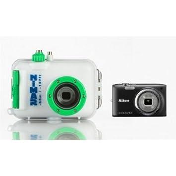 Nimar NIS3100 Carcasa submarina para cámara: Amazon.es ...