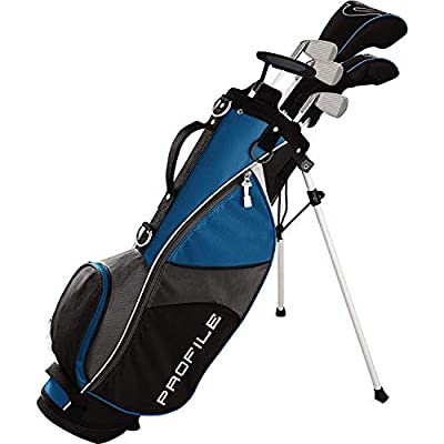Wilson Golf Profile JGI Junior Complete Golf Set with Bag from Wilson