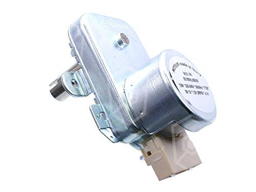 CB à engrenages Meteor type 981–complet avec femelle Longueur 111mm 230V 12W Largeur 60mm Hauteur 45mm 50Hz vague ø 16mm complet avec prise