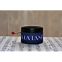 La La Land inspired music box. Song: City of Stars. Hand cranked musical mechanism with the main theme of the film, perfect gift for music lovers