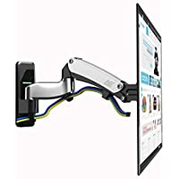 North Bayou TV Wall Mount Bracket Full Motion Articulating Swivel for 50- 60 Inch LED Flat Screen with Weight Capacity 30.8lbs to 50lbs