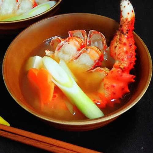 海鮮蟹工房 花咲ガニ 生 カット済 鉄砲汁用 1kg