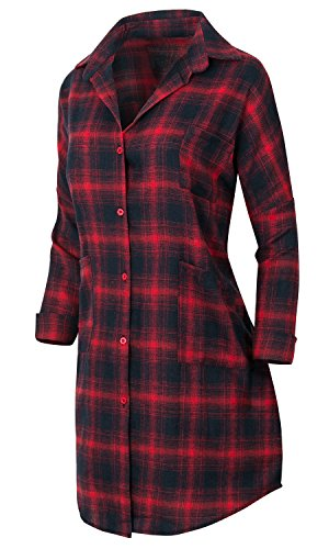 Checkered Duster - 1