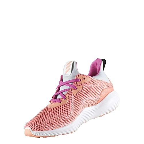 adidas Alphabounce J, Zapatillas de Deporte Unisex Niños Varios Colores (Roscos/Brisol/Gritra)