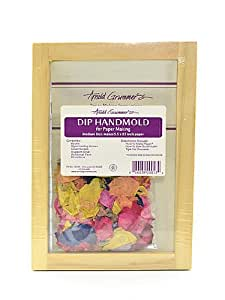 Arnold Grummer's Dip Handmolds for Paper Making medium