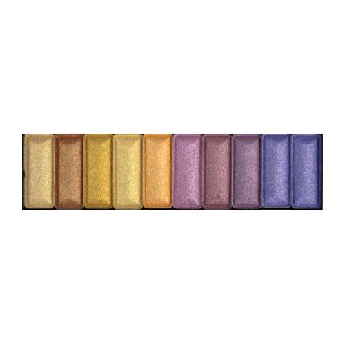 湿地レーザホバー(3 Pack) LA GIRL High Definition 10 Color Palette - Nightlife (並行輸入品)