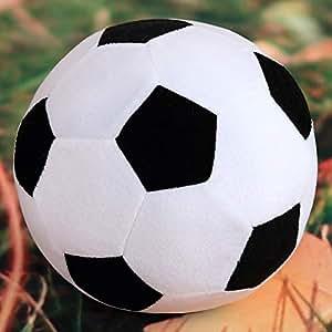 DishyKooker Almohada de balón de fútbol de Peluche, Suave ...