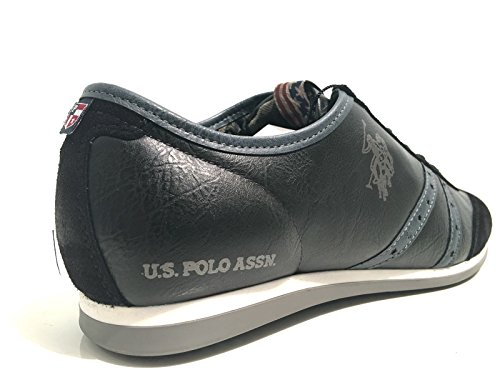 Zapatillas U.S. Polo Assn Nathan Club NEGRO