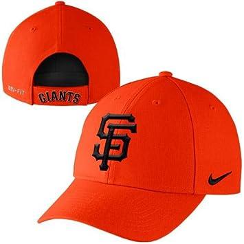 best cheap c507f 9deab Amazon.com   Nike San Francisco Giants Dri-FIT Wool Classic Adjustable  Performance Hat - Orange   Baseball Caps   Sports   Outdoors