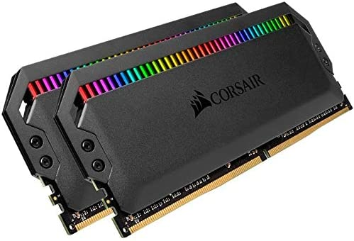 Memoria Ram CORSAIR Dominator RGB 16GB 2x8GB DDR4 3200 C16