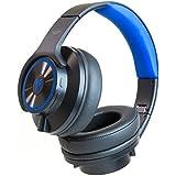 Bluetooth Wireless Headphones that Transform Into Speakers Headphone Black (FHBINCBK3)