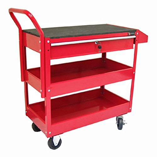 Excel-Rubber-Top-Tool-Cart-with-Drawer