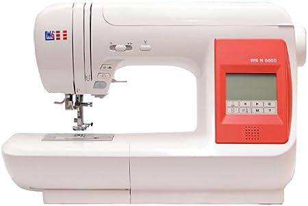 W6 N 5000 - Máquina de Coser (informatizada, con 323 programas ...