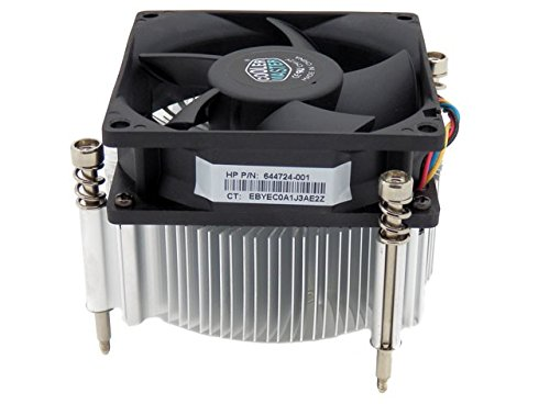 HP Pro 3400 MT Cooling Fan & Heatsink- 644724-001