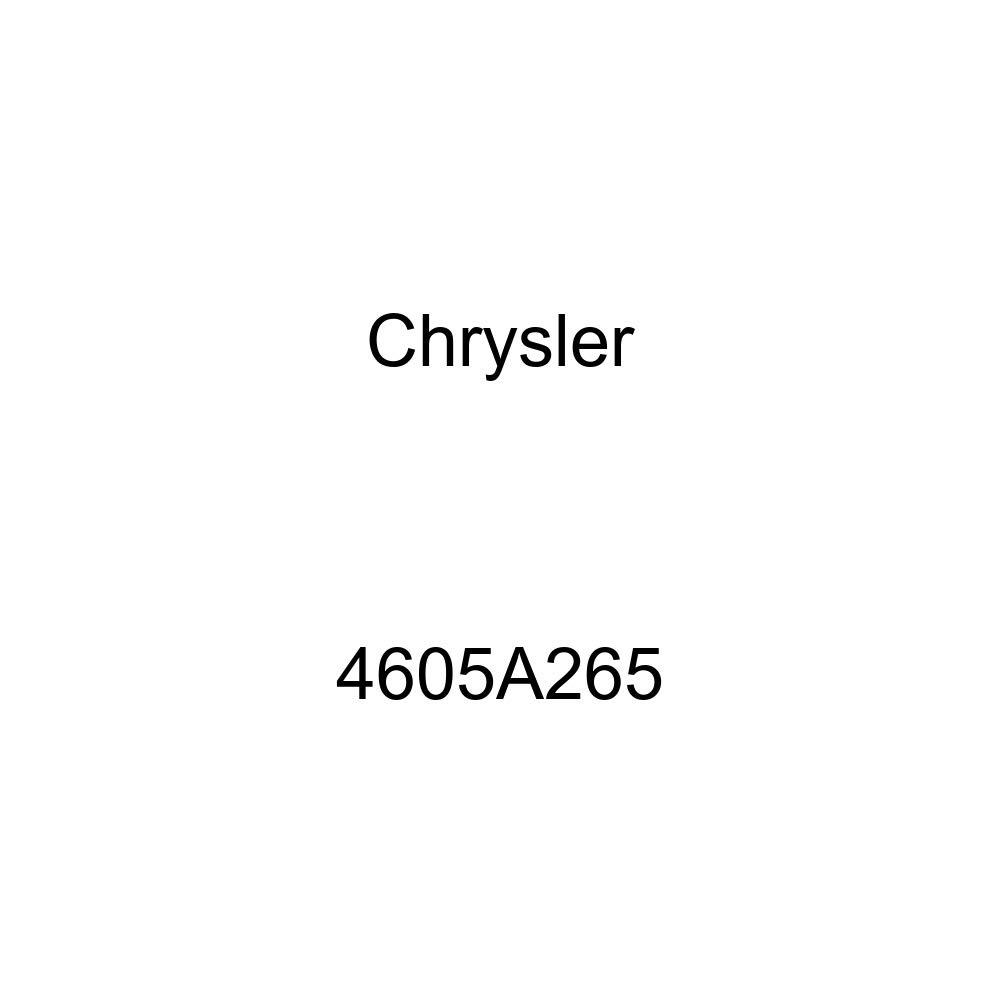 Genuine Chrysler 4605A265 Drum Brake Shoe