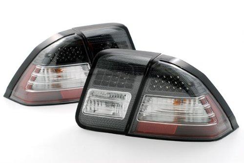 Depo M17-1901F-AS3C Carbon Fiber LED Tail (Led Tail Lights Carbon Fiber)