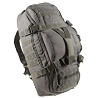 Yukon Outfitters Bug-Out Bag, Storm Grey, 26 Inches(H) x 13 Inches(W) x 11 Inches(L)
