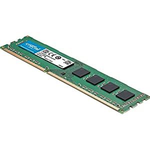 Crucial RAM 16GB Kit (2x8GB) DDR3 1600 MHz CL11 Desktop Memory CT2K102464BD160B