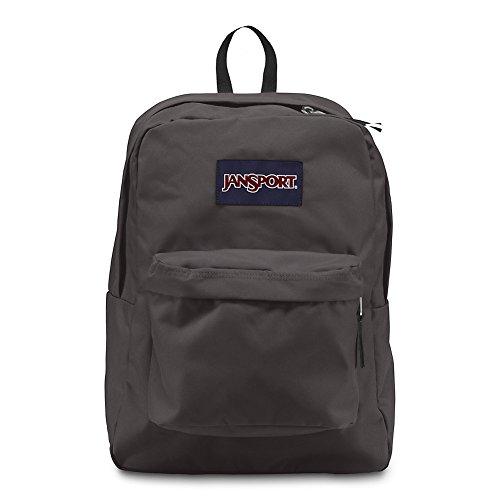 (Jansport Superbreak Backpack (Forge Grey))