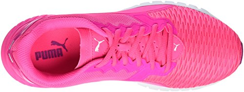 Puma Ignite Dual Jr, Zapatillas Unisex Niños Rosa (Knockout Pink-knockout Pink 06)