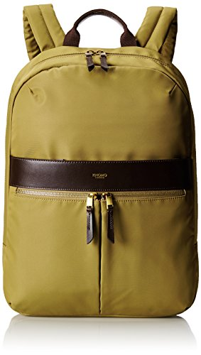 knomo-luggage-knomo-mayfair-nylon-bauchamp-14-inch-backpack-khaki-one-size
