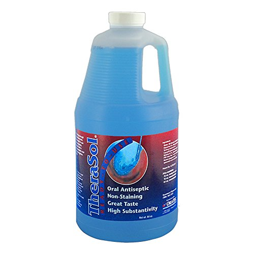 TheraSol, Ready-To-Use, 64 oz. (The Best Mouthwash To Use)
