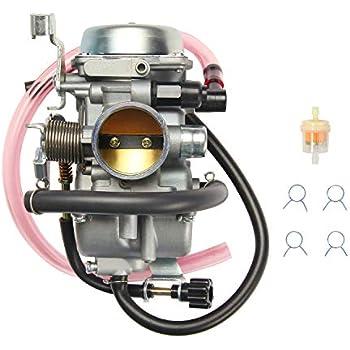 Carburetor Rebuild Kit Kawasaki KLF300C Bayou 4X4 300cc 89 90 91 92 93 94 95 96