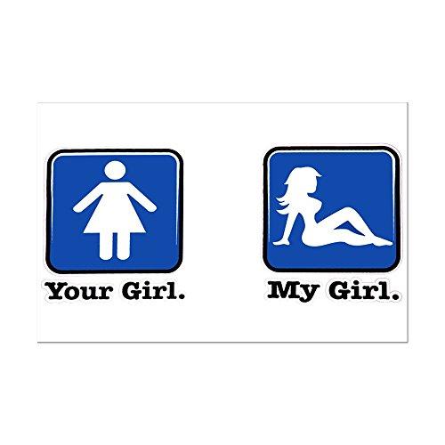 Mini Poster Print Your Girl My ()