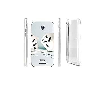 FUNDA CARCASA UOVO APERTO PARA HTC DESIRE 510