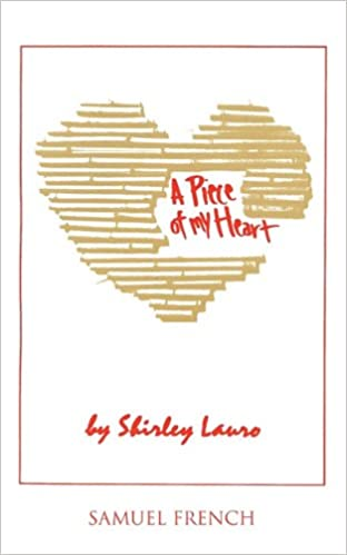 Amazon a piece of my heart 9780573693335 shirley lauro books fandeluxe Images