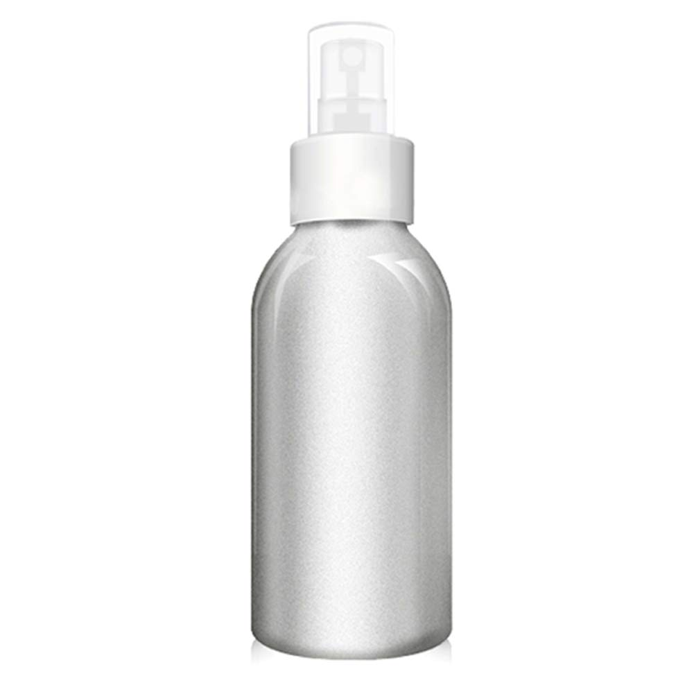 Artec360 Spray Bottle for Perfume High-grade Storage Travel Sets Empty Bulk Cosmetic Jars Aluminum Body and PP Pump (1.4 oz) ARTALSB001
