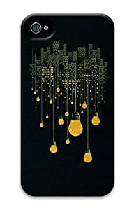 City Lights PC Case for iphone 4S/4