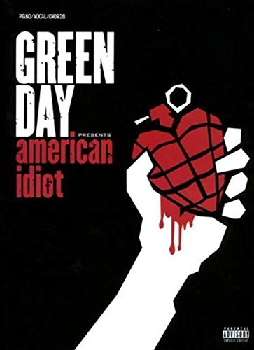 Green Day American Idiot For Pianovocalchords 0 Kindle