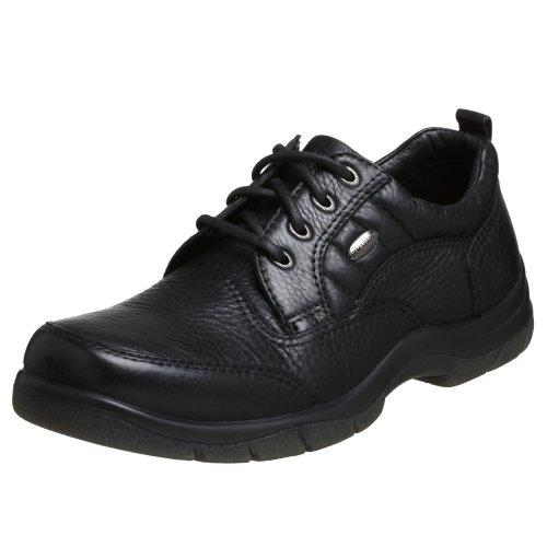 Stamina Black Oxford M Mens 10 Hush Puppies Black US qTCEE6
