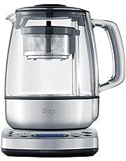 Sage Appliances STM800 the Tea Maker, Thee maker, Brushed Stainless Steel, 1,5 liter