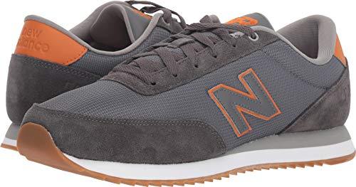 New Balance Men's 501v1 Sneaker, Magnet/Vintage Orange, 9.5