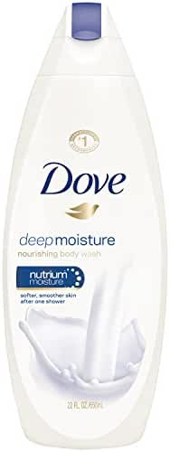 Dove Body Wash Deep Moisture 22 oz
