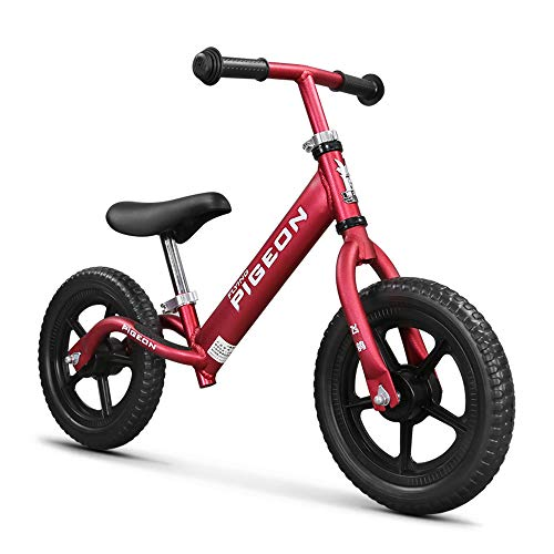SUPER DADY Balance Bike for Kids, Adjustable Handlebar and Seat for 2,3,4,5 Years Old,Toddler Walking Bicycle