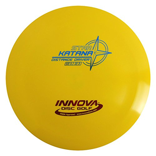 Innova Star Katana Distance Driver Golf Disc [Colors, used for sale  Delivered anywhere in USA