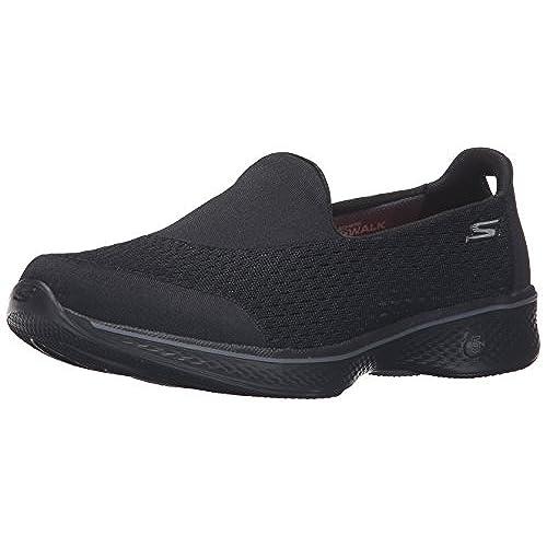 Mujer Get Fit Mesh Go Ejecutarning Atlético Caminar Zapatos Ejecutar - Gris - 37 VTDzSH9