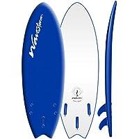 Wavestorm 5'6 Original New Modern Swallow Tail Surfboard